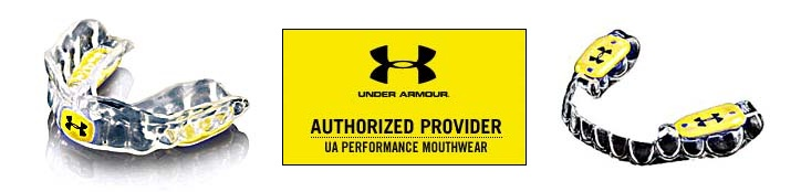 UnderArmour ArmourBIte Mouthguards - Authorized Provider